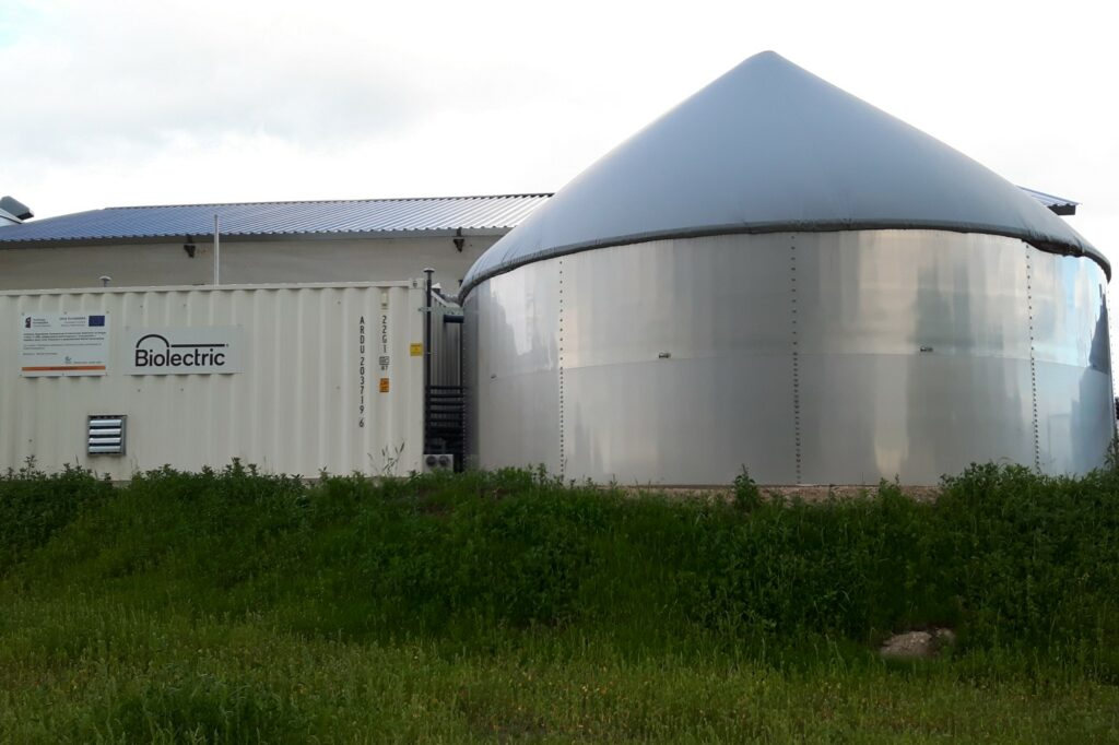 Biogazownia Biolectric