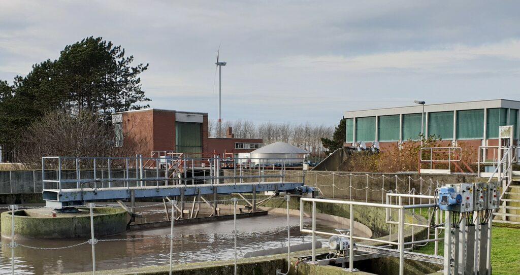 Biogazownia oczyszczalnia